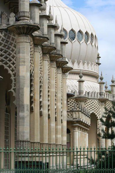 Royal Pavilion, Brighton, UK