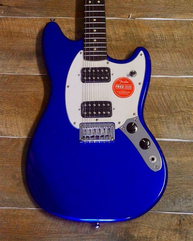 FENDER SQUIER BULLET MUSTANG HH IMPB #bass #fenderguitars #jazzbass #2017 #cleantone #bassplayer #guitarporn# precisionbass #guitars #strat #rocknroll #fendergtrjunkie #knowyourtone #geartalk #fender #duosonic #guitar #gretsch#music #tone #rock #pedal #telecaster#acoustic #stratocaster #gear #guitarist#blues #gibson #musician