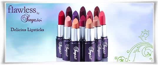 Delicious Lipsticks - Κραγιόν   Flawless By Sonya της Forever Living Products. Αγοράστε τα online, πληρώστε με αντικαταβολή. #FlawlessBySonya #MakeUp #Cosmetics #AloeVera #ForeverLivingProducts