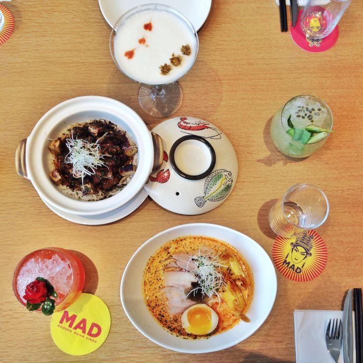Modern Asian Diner, Lotte Shopping Ave 4th Fl.