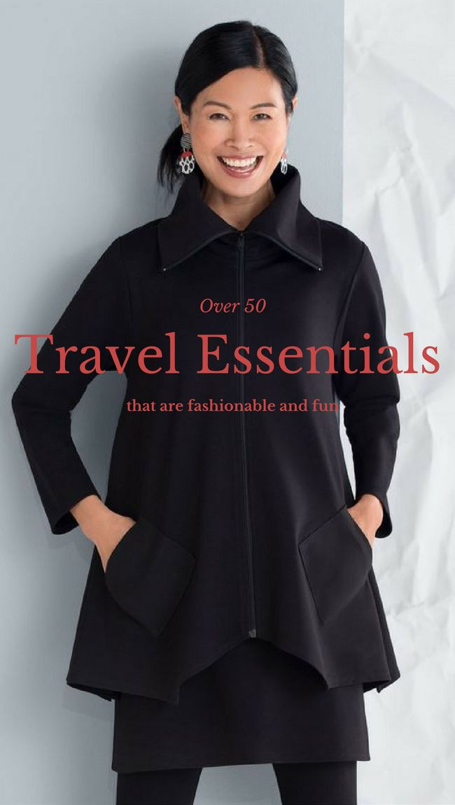 27cb9e8719 How to Rock an Over 50 Travel Wardrobe Part 1
