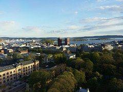 Oslo, Noruega, Fiordo De Oslo