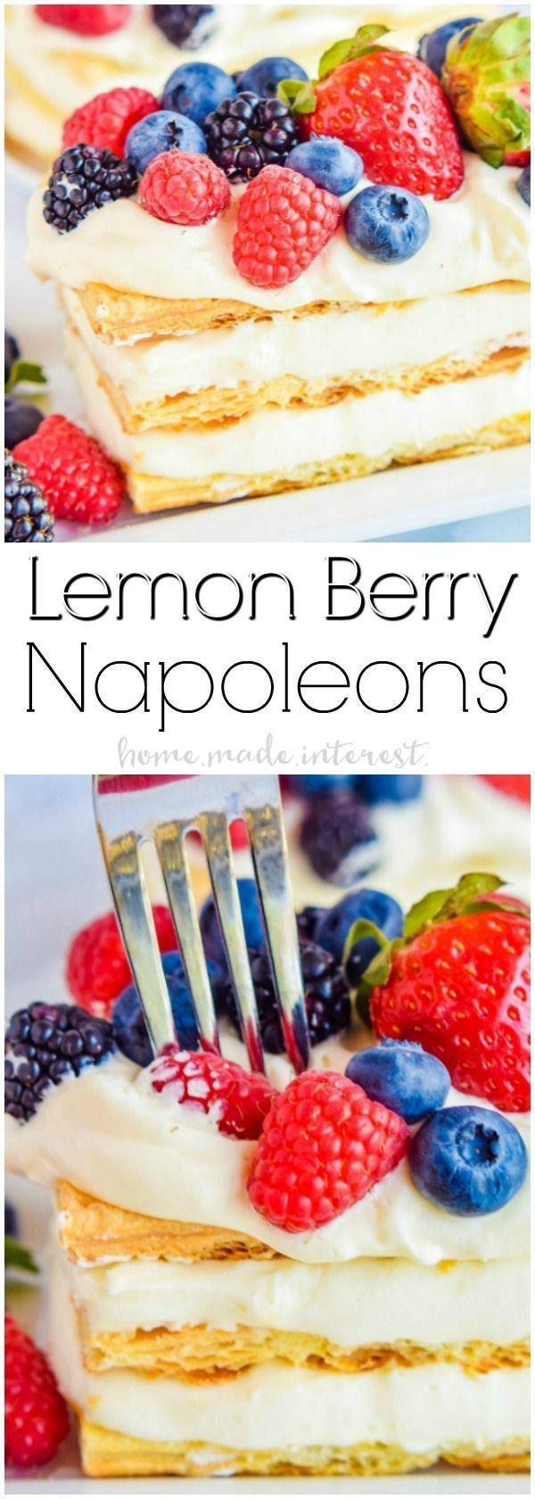 Best 25+ Napoleon dessert ideas only on Pinterest ...