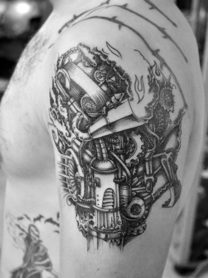 Diesel Mechanic Tattoos 17 Best images about T...