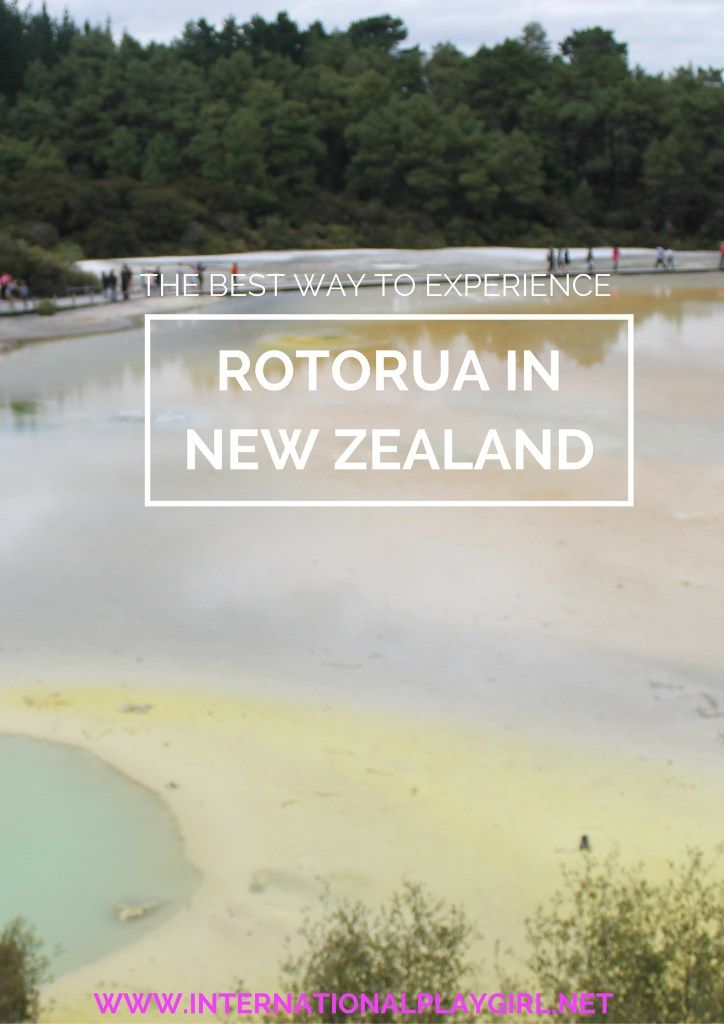 Rotorua in New Zealand is one of the most popular tourist destinations of New Zealands North Island. Read on to find out the best ways to experience 'Sulphur City' and get the most out of your trip.
