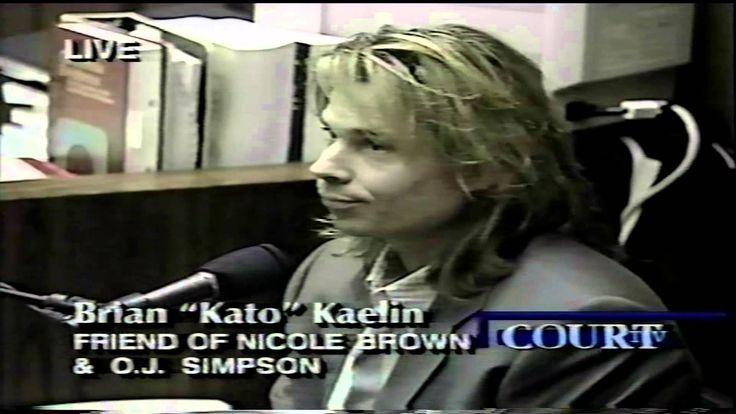 Kato Kaelin's O.J. trial testimony