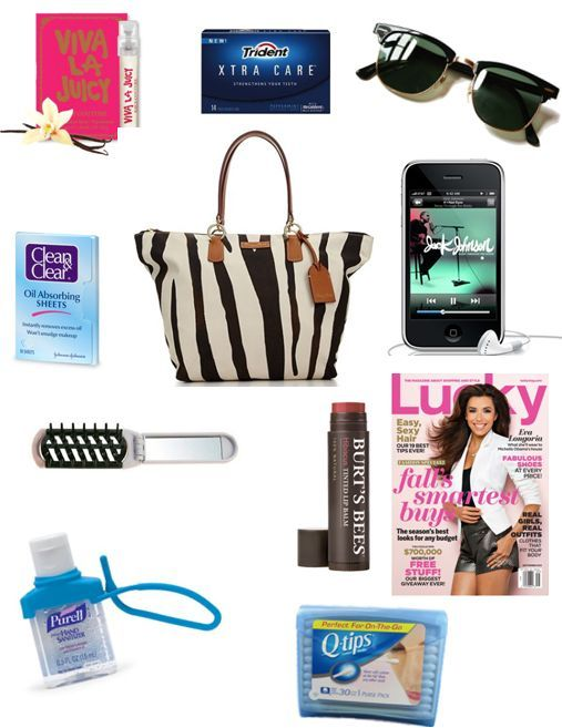 Things You Should Have in Your Handbag