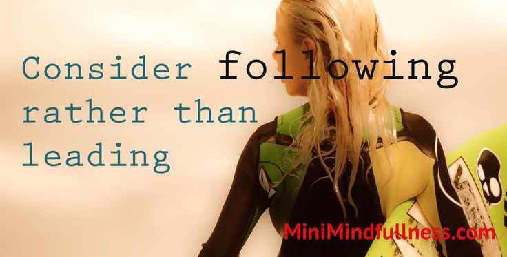 Get your daily dose of inspirational and mind quieting mini mindfulness at www.minimindfullness.com