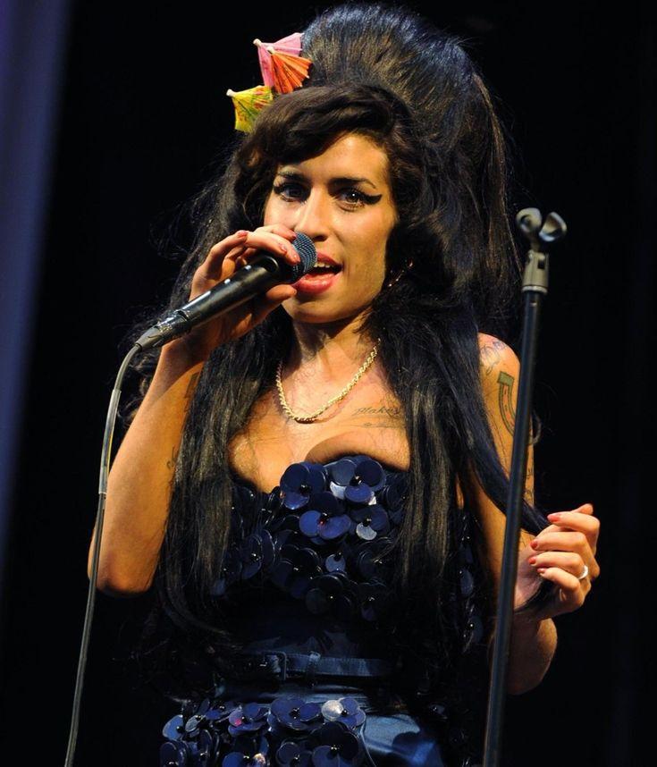 Amy Winehouse Glastonbury festival 2008-