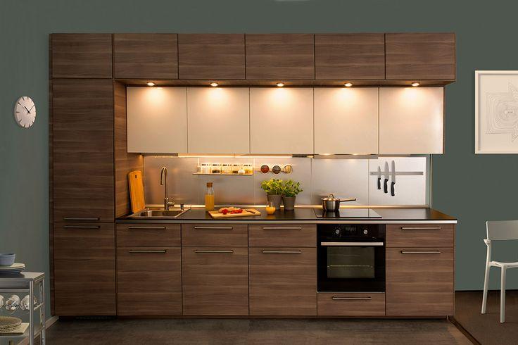 Risultati immagini per ikea brokhult kitchen