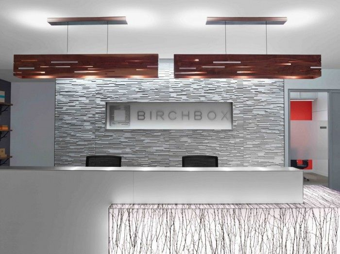 The 9 Best Startup And Tech Offices In New York City Reception Desks Reception Design Reception Area