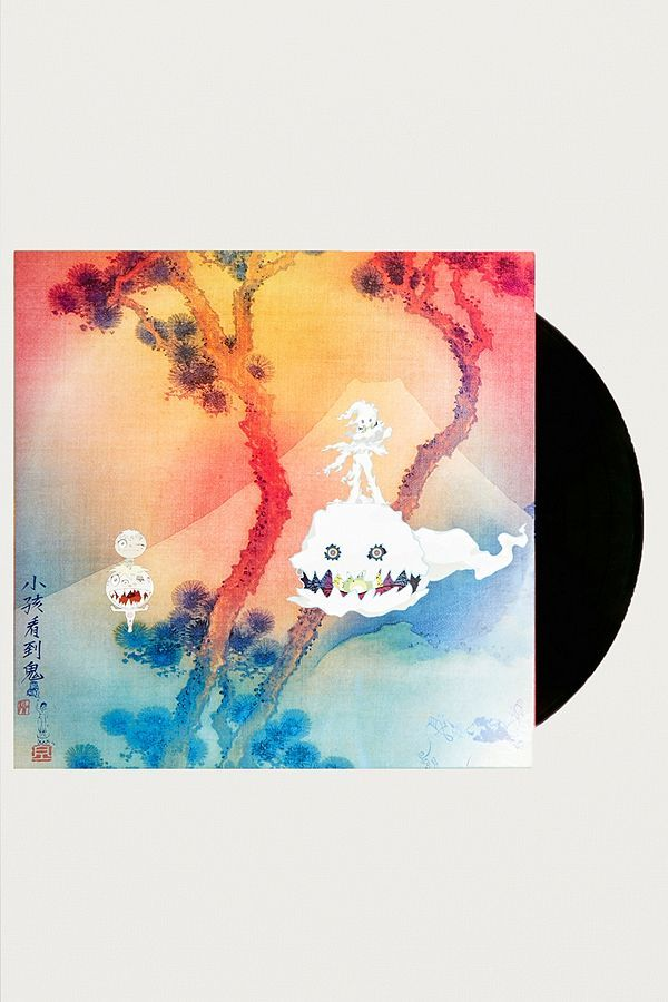 Kids See Ghosts Kids See Ghost Lp Ty Dolla Sign Dolla Sign Kid Cudi