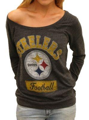 Steelers Football @ http://www.junkfoodclothing.com