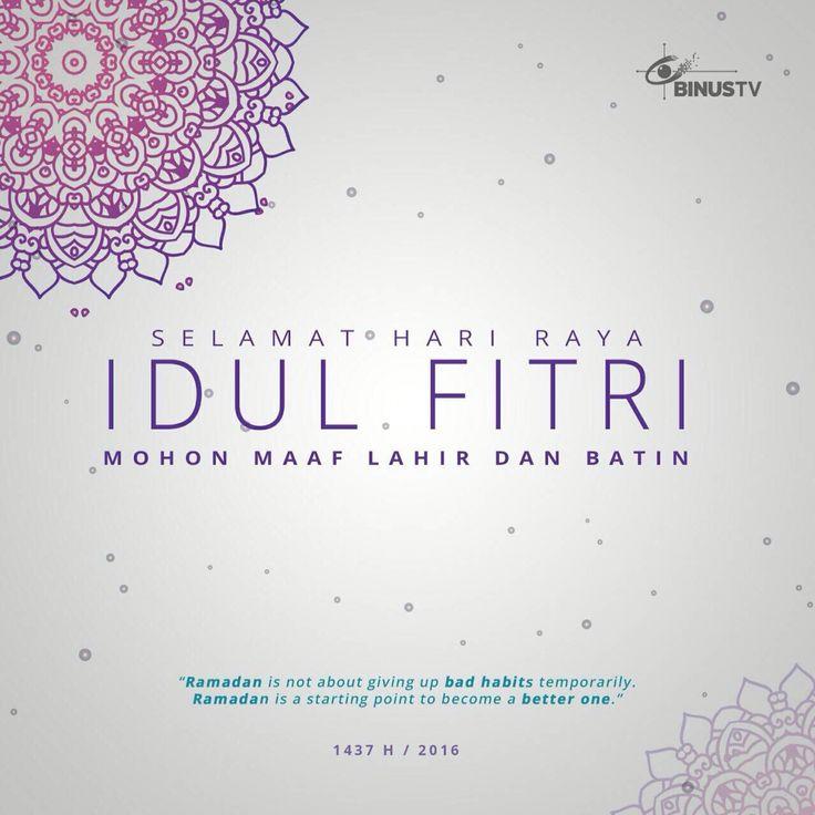 Happy Ied Mubarak!! Selamat Idul Fitri!! Mohon maaf lahir batin!  #iedmubarak #idulfitri