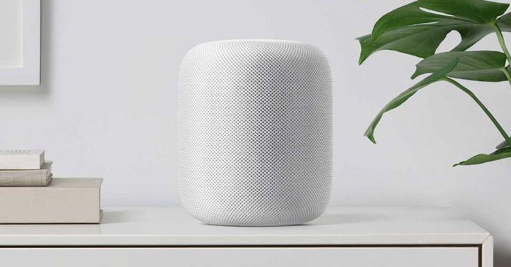 Título : El altavoz inteligente de Apple retrasado hasta principios del 2018.  Extracto del artículo : Todos esperábamos que llegara diciembre para ver el nuevo altavoz inteligente de Apple, el HomePod. El potente altavoz podría verse retrasado hasta 2018...