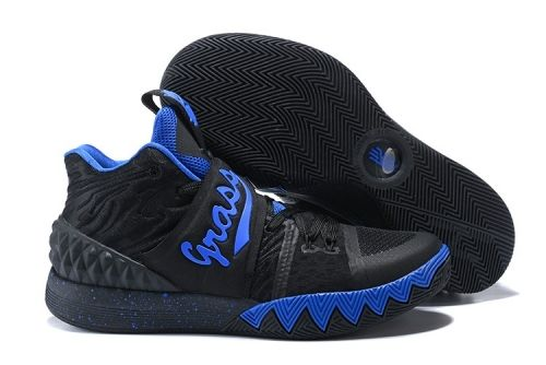 online retailer 2ae98 b34c9 Nike Kyrie S1 Hybrid Black Royal Blue For Sale