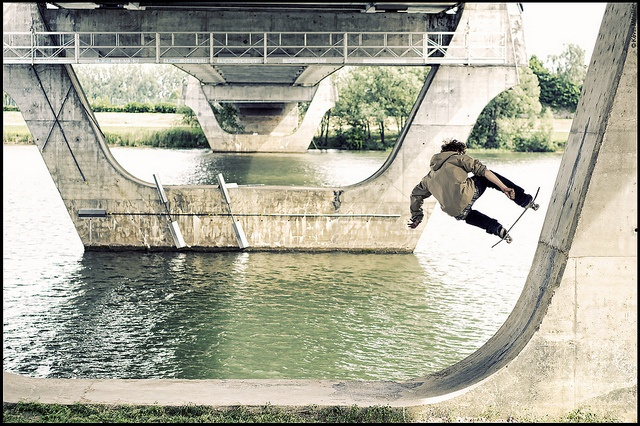Adrien Bulard Ollie To Fakie ©KevinMetallier  #skate: Bridges Skating, Picture, Faki Skating, Everyday Life, Skating Life, Skating Spots, Photo, Kevinmet Skating, Skating Boards