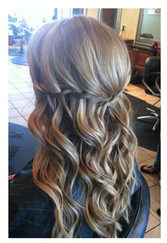 think I found my new color! I've been looking for the perfect mix of brown and blonde(: