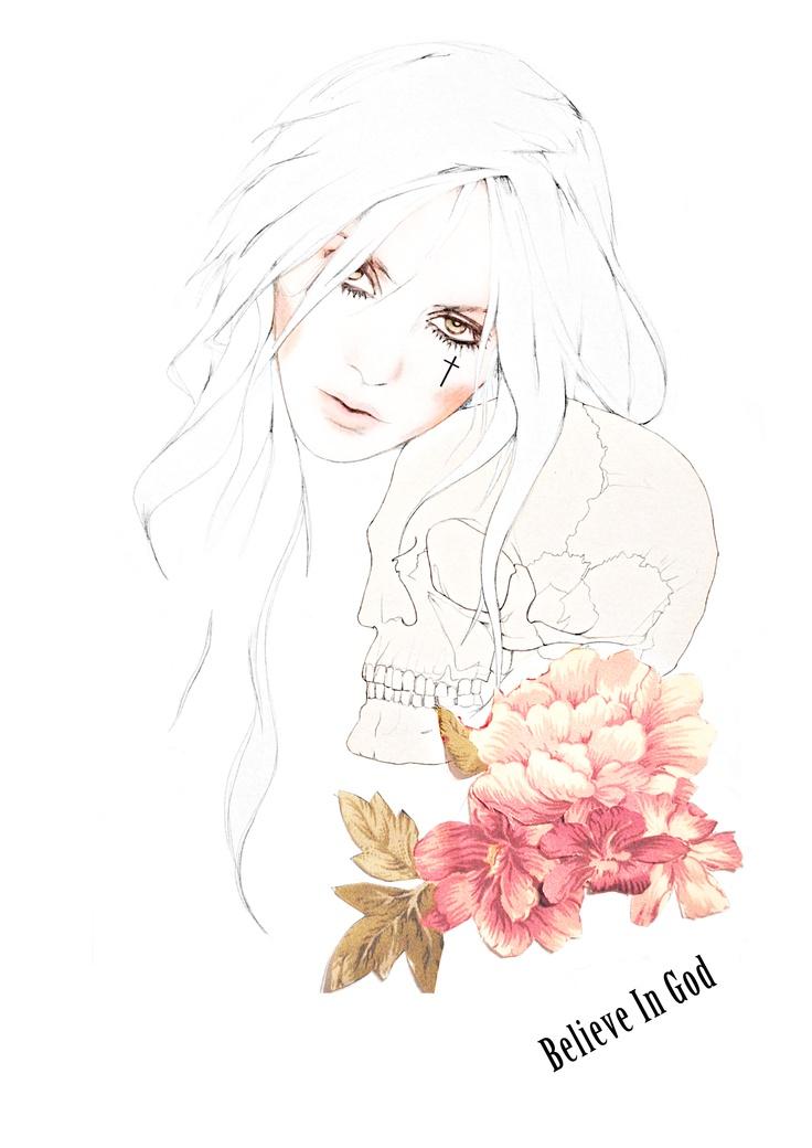 Beauty Of Vanity by Believe In God. 2012.