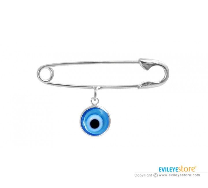 pin the blue eye - photo #8