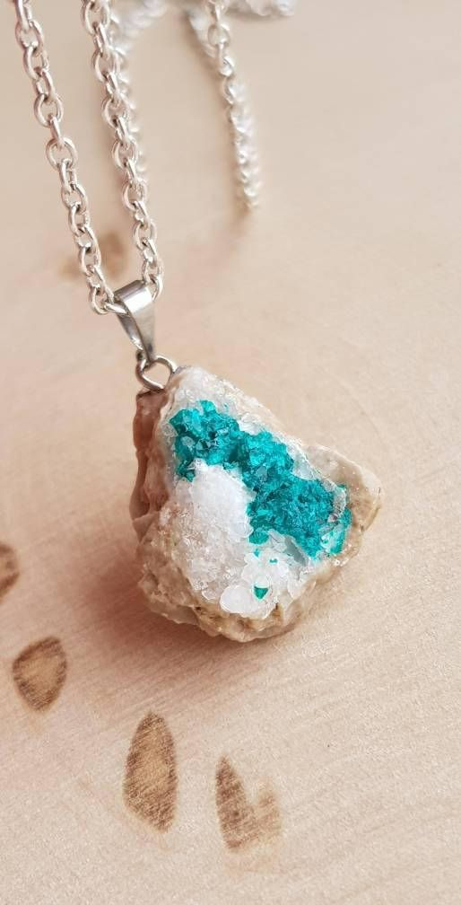 Dioptase necklace dioptase pendant dioptase jewelry raw dioptase dioptase necklace dioptase pendant dioptase jewelry raw dioptase crystal green gemstone necklace unisex gift for husband gift for wife gift jewellery 2 aloadofball Choice Image