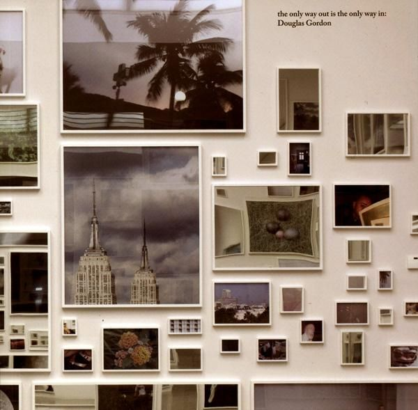 the only way out is the only way in: Douglas Gordon Catalogue | ACCA
