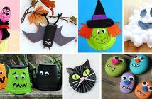25 Artesanato Halloween Spooktacular para Crianças de Todas as Idades