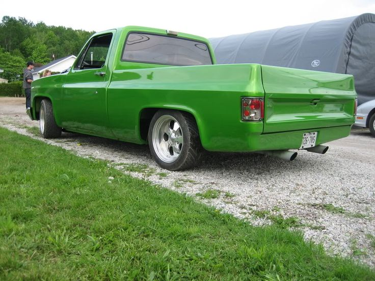 35 best 1986 chevy c10 images on pinterest pickup trucks truck pics of my buddys 86 c10 painted today page 3 chevy truck sciox Choice Image