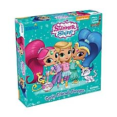 image of Shimmer and Shine Genie Friends Forever Game