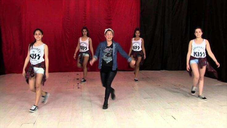 Coreografía de Thrift Shop de Macklemore  Ryan Lewis (PASO A PASO)