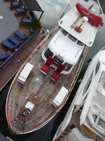1937 Wheeler Yacht Company 65 Trawler Power Boat For Sale - www.yachtworld.com