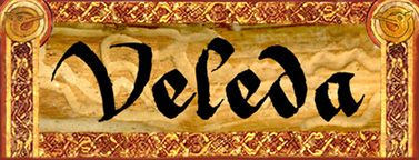 "Veleda is cognate with the Old Irish title velet or fili, ""bard, poet,"" the Welsh gweled, ""seer,"" and the Gaulish uidlua, ""sorceress."""
