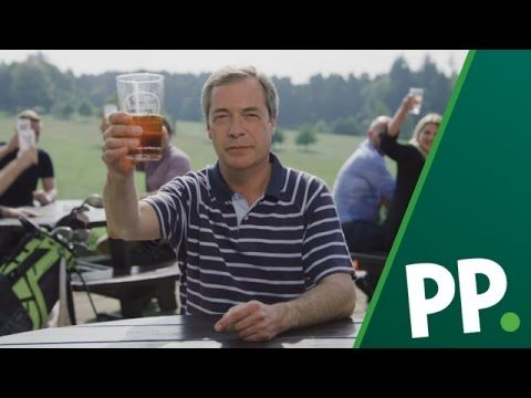 Ryder Cup -  Paddy Power has recruited famous Eurosceptic Nigel Farage to sing the praises of the much-maligned continent in its latest irreverent commercial.  Not all is as it seems for the promotion however as far from backing Britain's membership of the continental club 'Nige' is actually limiting his support to the European Ryder Cup team.