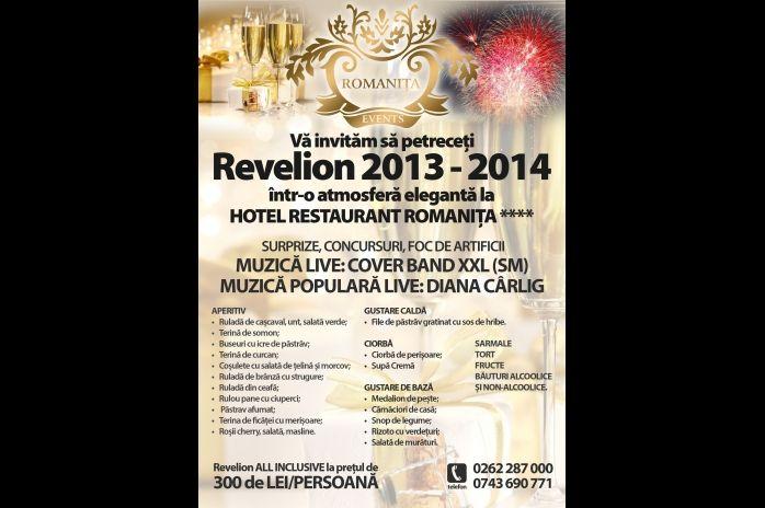 SEARA DE REVELION 2013-2014 ALL INCLUSIVE