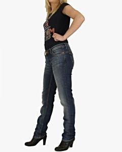 Spodnie damskie Jeansy TOMMY HILFIGER victoria sp12 - stretch
