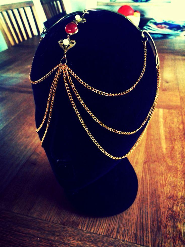 Chain Headdress - InspiredCPH