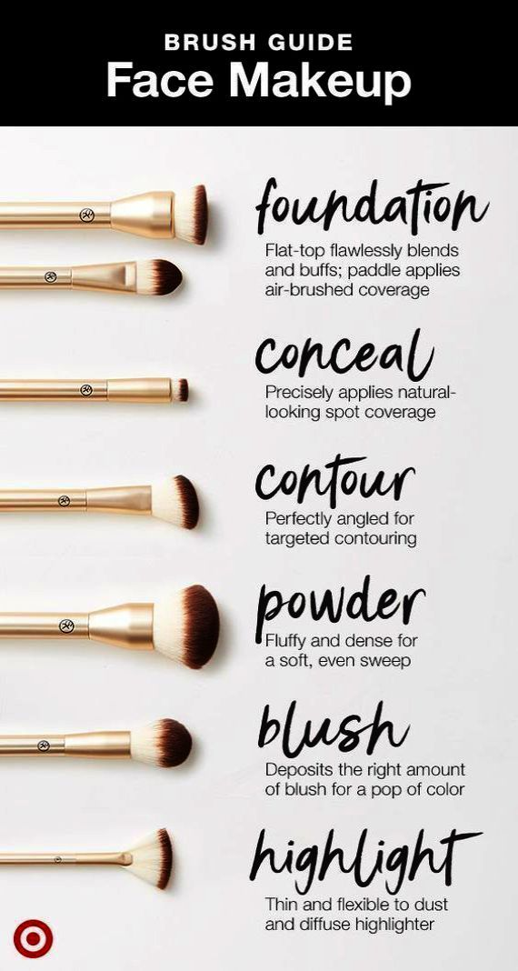 Emaxdesign 20 Pieces Makeup Brush Set Professional Face Eye Shadow