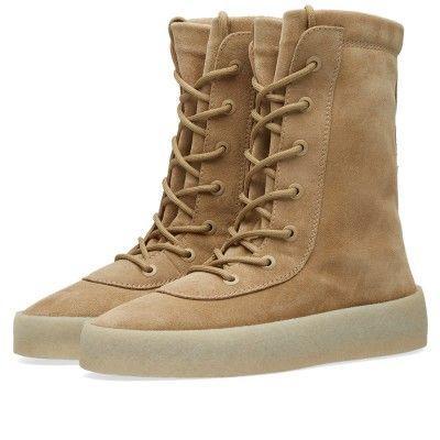 Yeezy Season 2 Crepe Boot (Taupe)