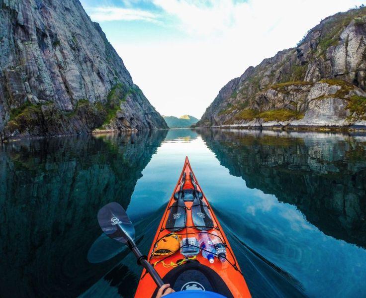La Norvège en Kayak avec Tomasz Furmanek (3)