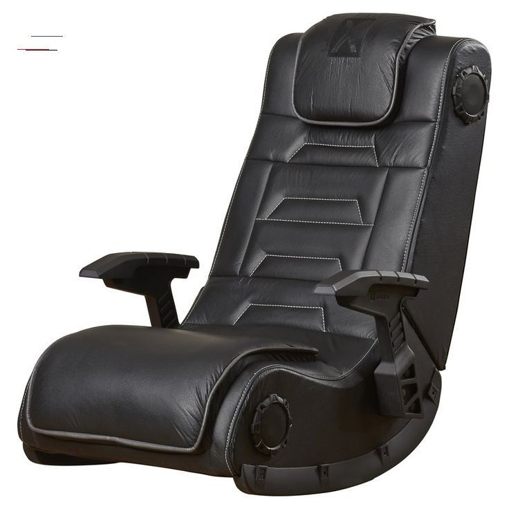 Wireless Video Rocker Game Chair In 2020 Gaming Chair Big Comfy