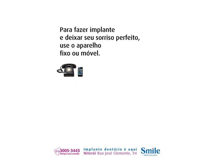 CCSP: Para fazer implante e deixar o sorriso perfeito, use o aparelho fixo ou móvel