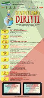 BAMBINI CHE FANNO RUMORE: Campagna di sensibilizzazione diritti Infanzia Pro...