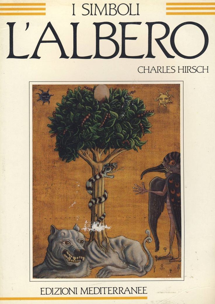 "Charles Hirsch ""L'Albero"" Edizioni Mediterranee"