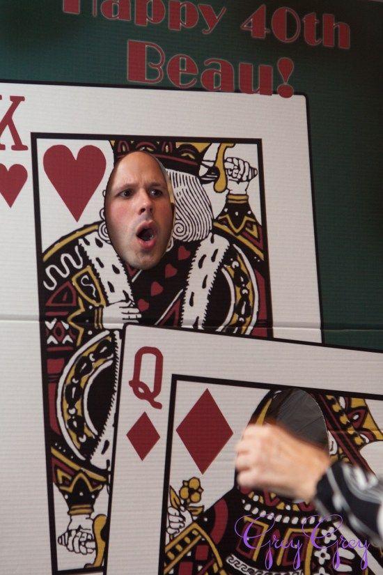adult-40th-las-vegas-casino-birthday-party-ideas-decorations-poker-props