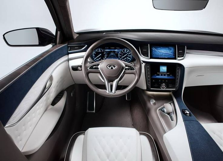 2018 Infiniti QX50 Concept Review Specs Release date Pictures