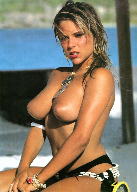samantha fox nude oops
