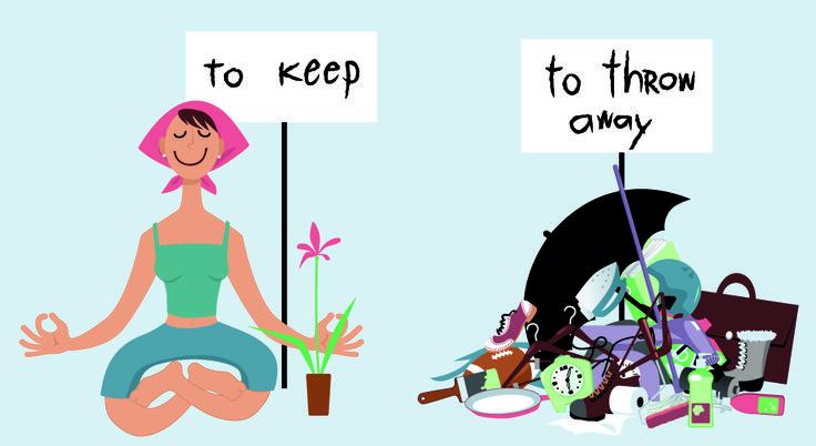 Weet je wat mij altijd supergoed helpt als ik eens moet opruimen, maar de zin maar niet vind? Decluttervideo's bekijken van Youtubers! Dit zijn enkele van mijn favoriete declutter video's waardoor ik direct mijn hele appartementje ondersteboven zet om eens flink op te ruimen: (zen meisje – Shutterstock) (opruimen – Shutterstock)