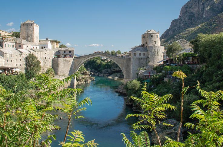 Guida a Mostar