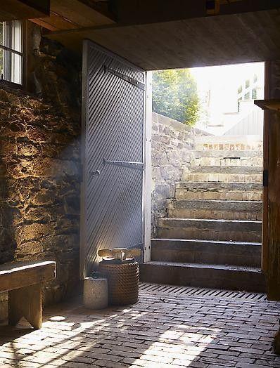 17 best images about cellar door ideas on pinterest root for Walkout basement door options