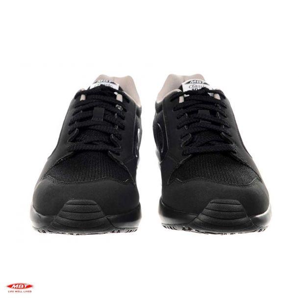 MBT sko 1997 Black, sort damesko - 2000 kr. - http://www.mbtshop.dk/produkter/22-dame-sport-fritidssko/135-mbt-sko-1997-black-sort-damesko/
